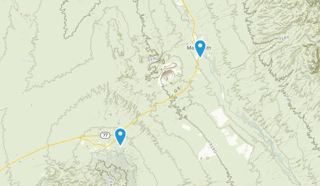 Mammoth, Arizona Map