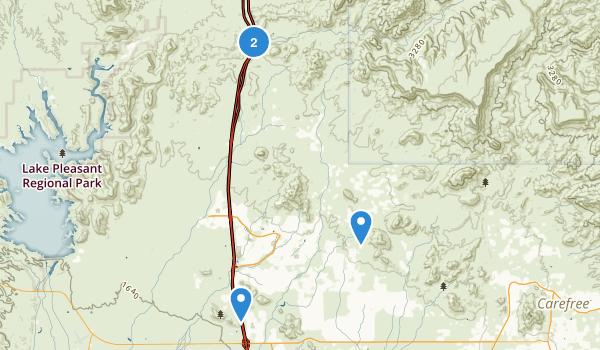 Best Trails Near New River Arizona  AllTrails