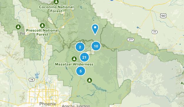 Best trails near payson arizona alltrails payson arizona map publicscrutiny Gallery