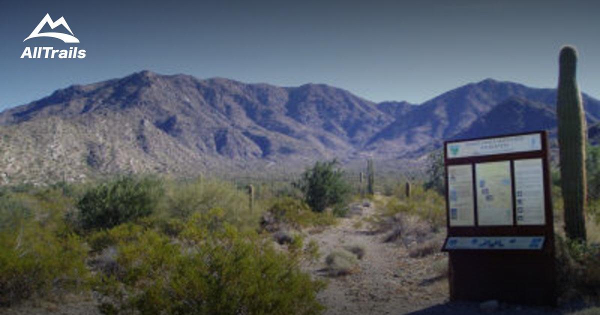 Plan A Road Trip >> Best Trails near Salome, Arizona | AllTrails.com