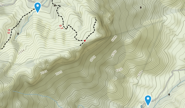 Sierra Vista Southeast, Arizona Map