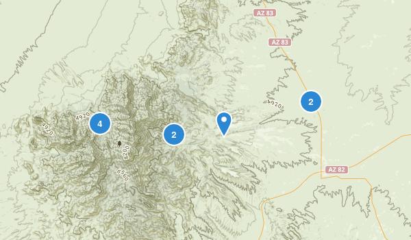 Sonoita, Arizona Map