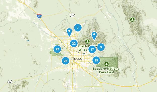 Best Trails near Tucson, Arizona | AllTrails
