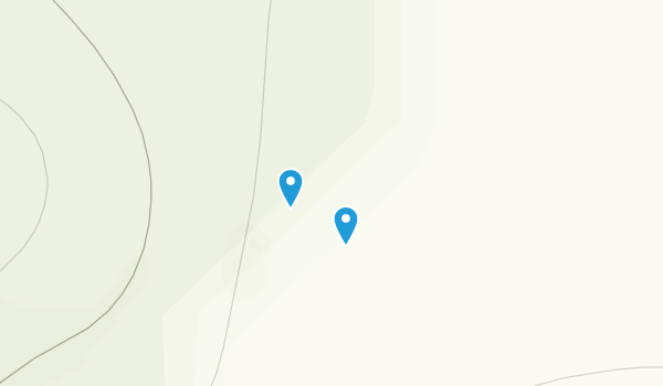 Dripping Springs, Arkansas Map