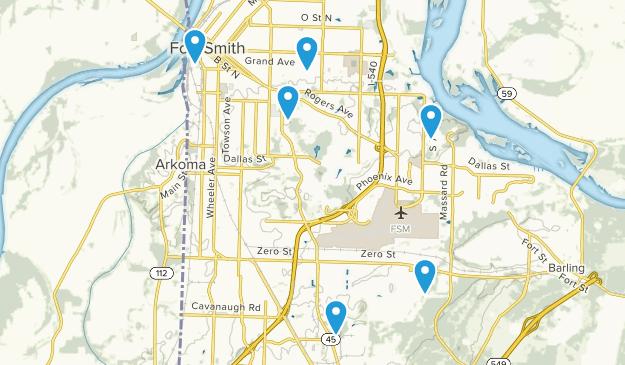 Beste Wege in der Nähe von Fort Smith, Arkansas | AllTrails