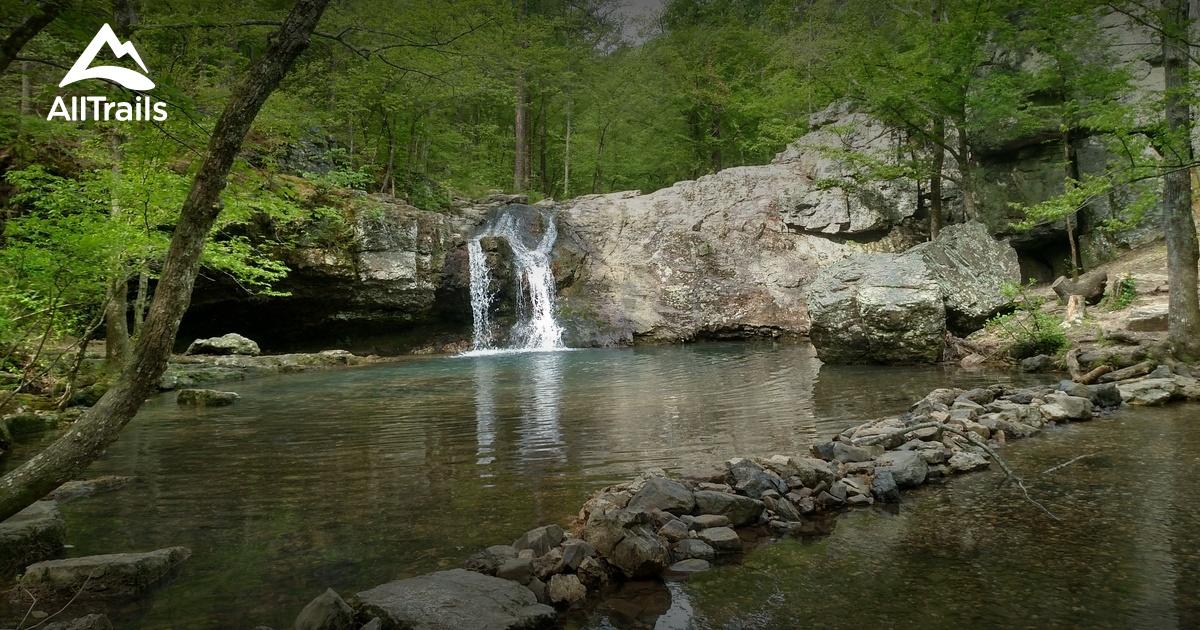 Best Trails Near Hot Springs National Park Arkansas