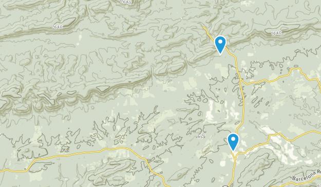 Jessieville, Arkansas Map