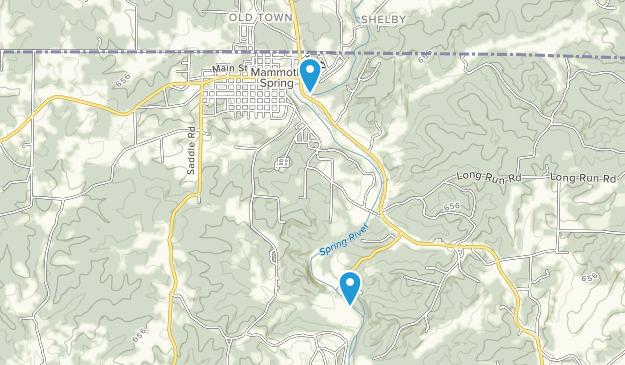 Beste Wege in der Nähe von Mammoth Spring, Arkansas | AllTrails