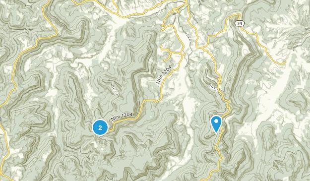 Mt Judea, Arkansas Map