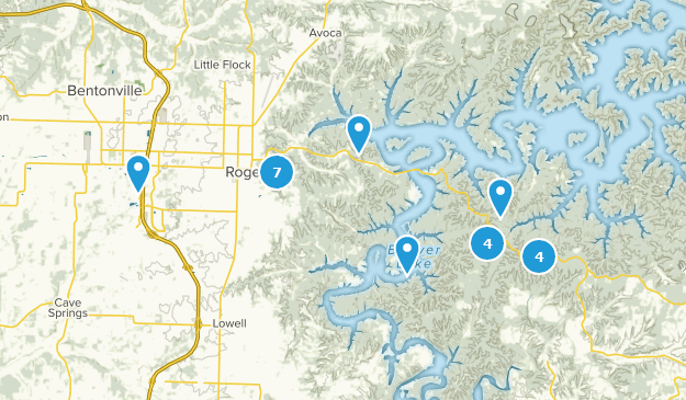 Best Trails near Rogers, Arkansas | AllTrails