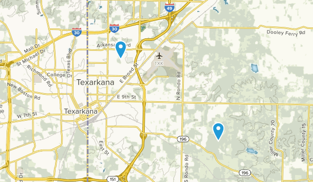 Best Trails near Texarkana, Arkansas | AllTrails