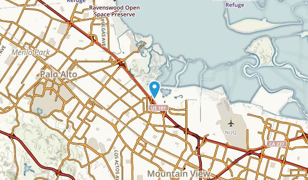 Adobe Meadow, California Map