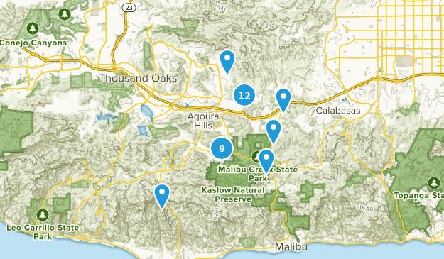 Best Trails Near Agoura Hills California Alltrails