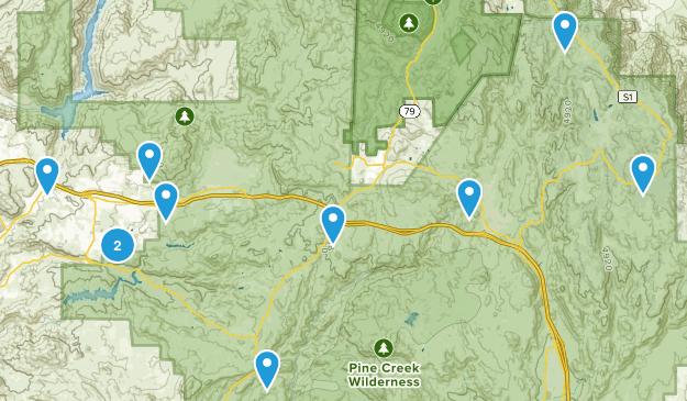 Alpine, California Map