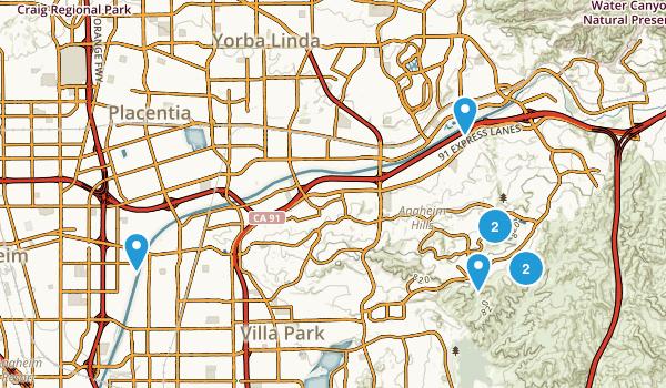 Best Trails near Anaheim California AllTrails
