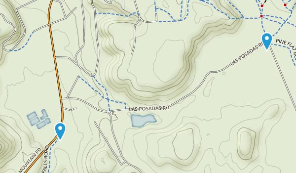 Angwin, California Map