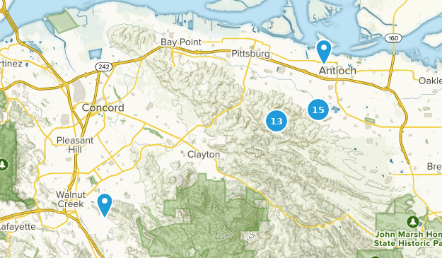 Best Trails near Antioch, California | AllTrails