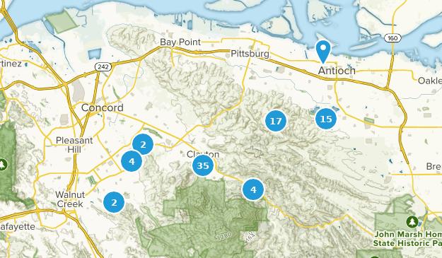 Beste Wege in der Nähe von Antioch, Kalifornien | AllTrails