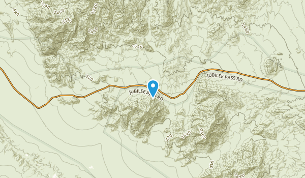 Ashford Junction, California Map