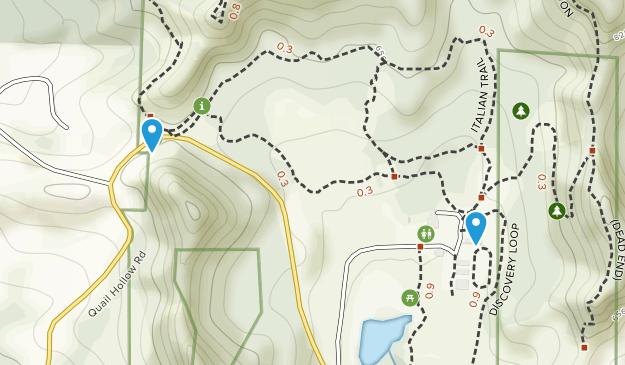 Ben Lomond, California Map
