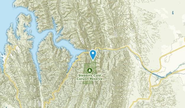 Berryessa Highlands, California Map