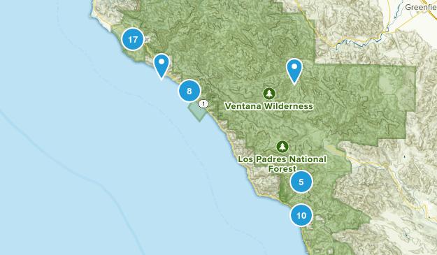 best trails near big sur california alltrails