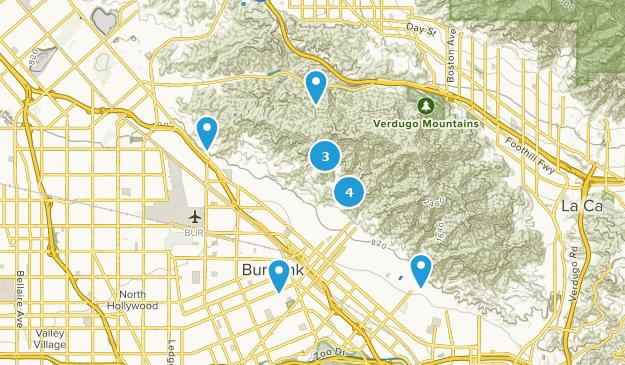 Best Trails Near Burbank California Alltrails