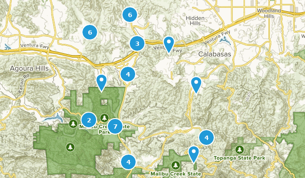 Best Trails near Calabasas, California | AllTrails on