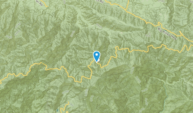 Calimesa, California Map