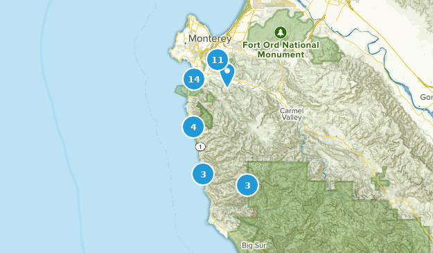 Best Trails near Carmel-by-the-Sea, California | AllTrails on thunder bay ontario canada map, downieville map, greenfield map, monticello map, clayton map, california coast map, carroll map, santa barbara map, seaside map, mt laguna map, belmont map, san francisco map, monmouth map, rushville map, big sur map, capitola map, university of notre dame map, highland map, avenue of the giants map, brentwood map,