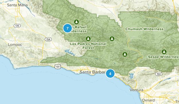 Carpinteria, California Map