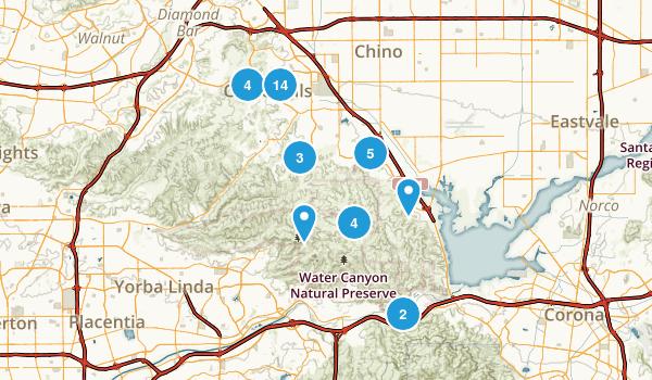 Best Trails near Chino Hills California AllTrails