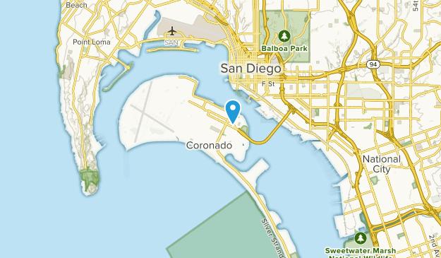 Best Trails near Coronado, California | AllTrails on map of desert hot springs california, map of french gulch california, map of north county california, map of china lake california, map of southern california cities, map of santa fe springs california, map of dinuba california, map of isleton california, map of santa catalina island california, map of laguna california, map of moss beach california, map of cazadero california, map of san benito county california, map of corona del mar california, map of santa clara county california, map of corralitos california, map of leucadia california, map of del norte county california, map of san mateo county california, map of san elijo california,
