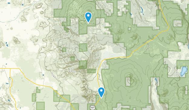 Cougar, California Map