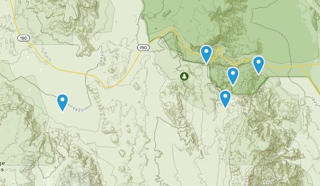 Darwin California Map.Map Of Trails Near Darwin California Alltrails