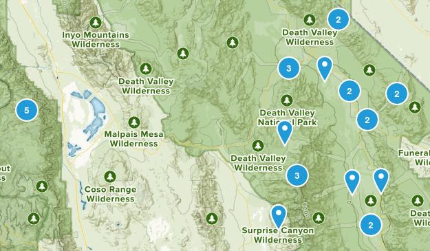 Best Trails near Death Valley, California | AllTrails