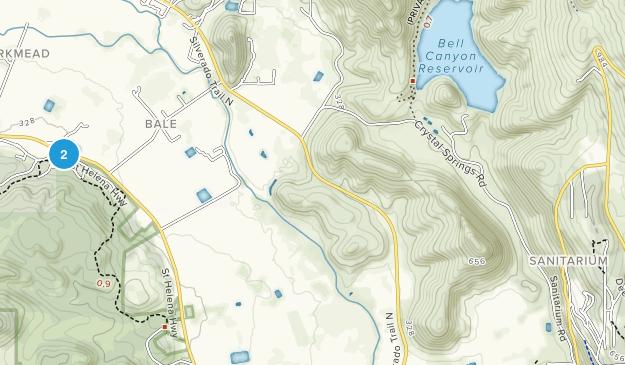 Deer Park, California Map