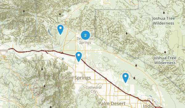 Best Trails near Desert Hot Springs California AllTrails