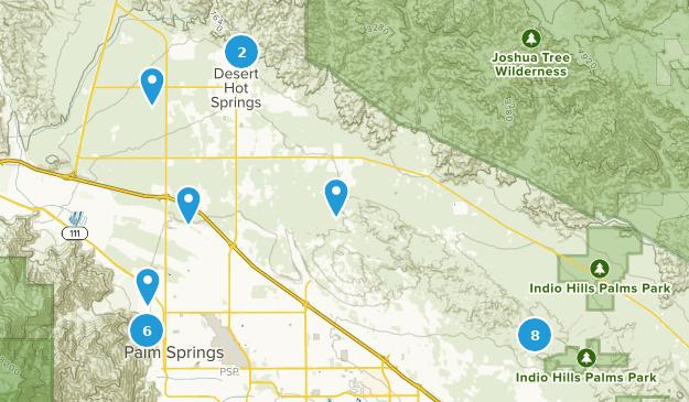 Best Trails near Desert Hot Springs, California | AllTrails on