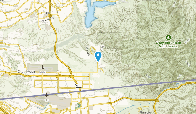 Doghouse Junction, California Map