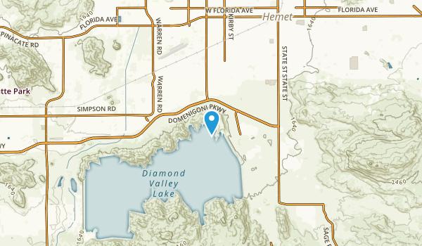 Egan, California Map