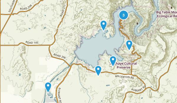 Best trails near friant california alltrails for Millerton lake fishing