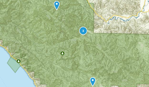 Greenfield, California Map