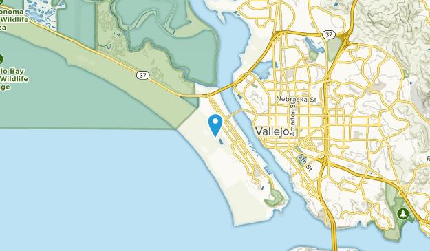 Guadalcanal Village, California Map