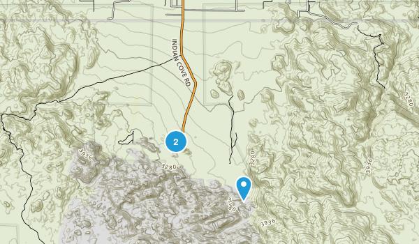 Harmony Acres, California Map