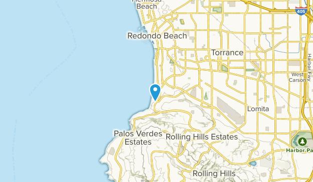 California Map Hollywood.Best Trails Near Hollywood Riviera California Alltrails