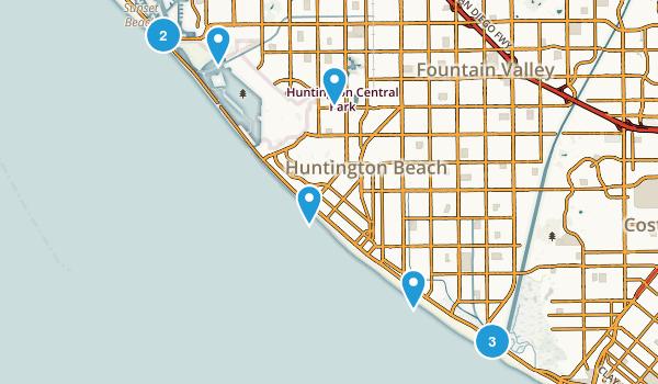 Best Trails near Huntington Beach California AllTrails