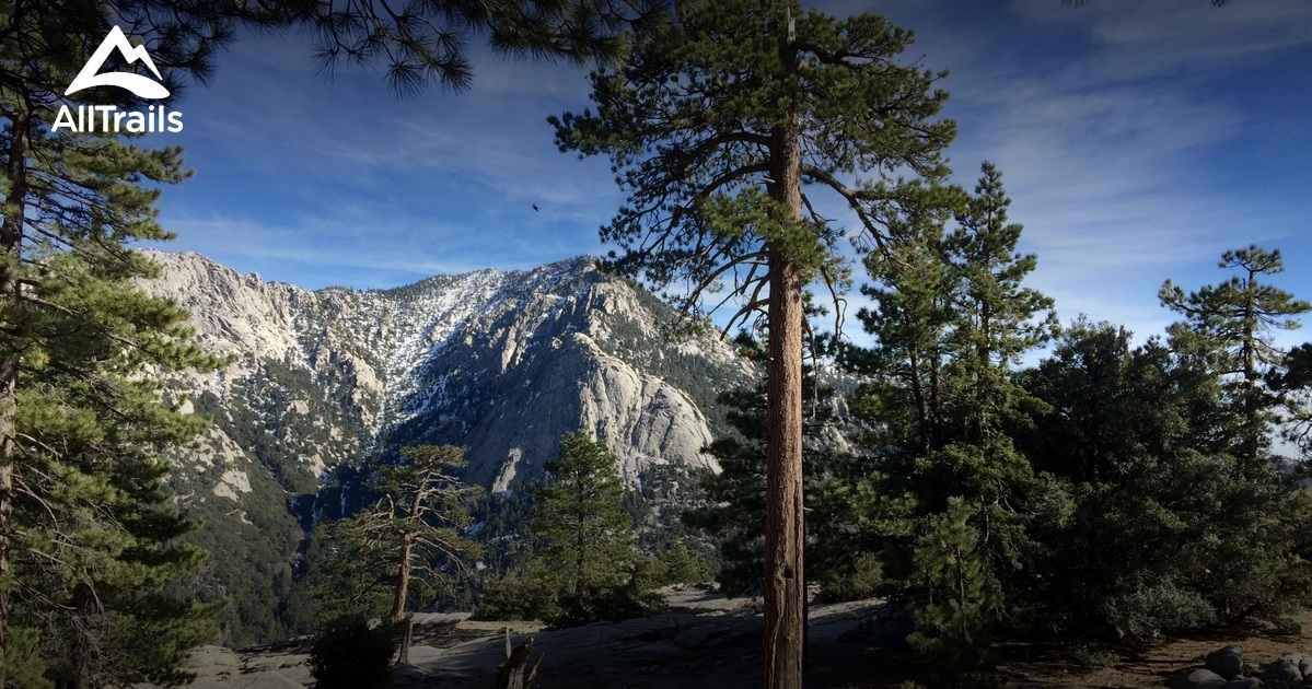 Best Trails Near Idyllwild California Alltrails