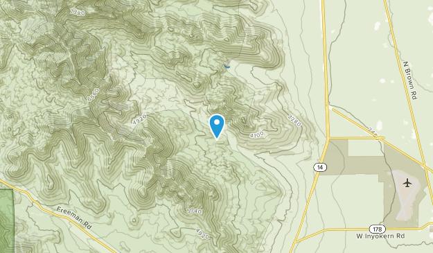 Indian Wells, California Map