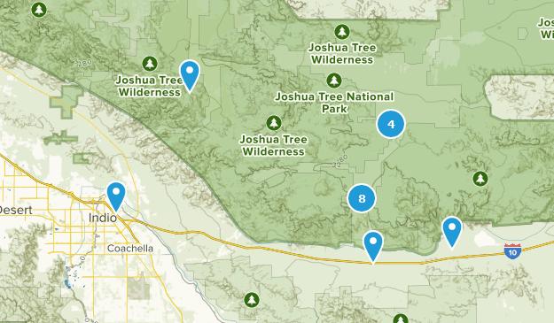 Best Trails near Indio, California | AllTrails